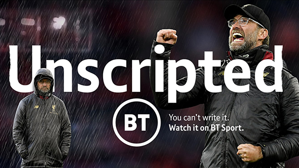 BT Sport: Unscripted