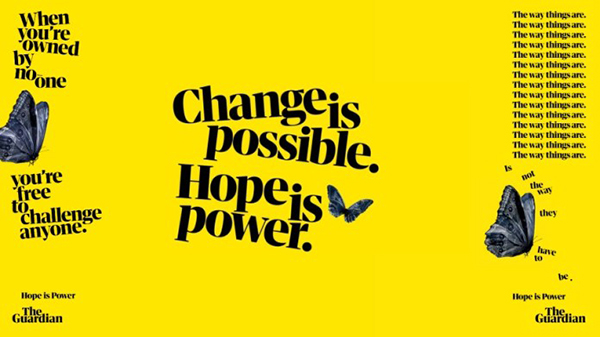 The Guardian: Hope is power