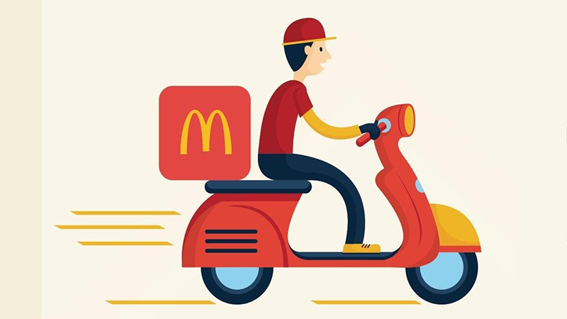 McDonald's Capacity Based McDelivery