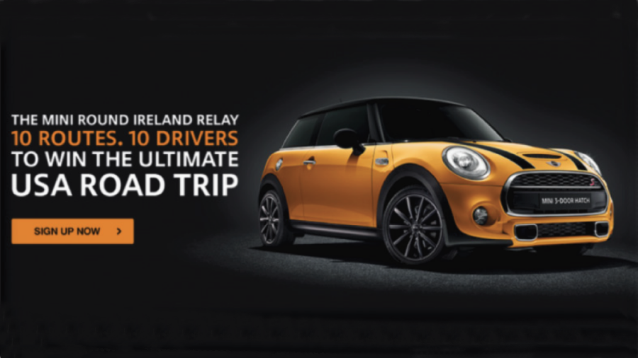 MINI - Round-Ireland relay
