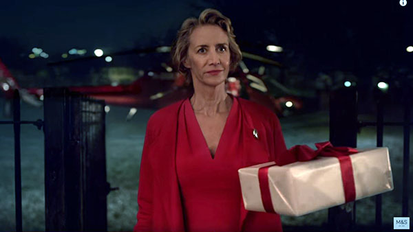 Marks & Spencer - Mrs Claus