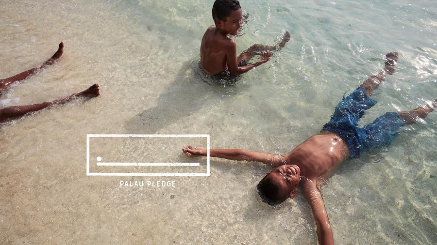 Palau Legacy Project - Palau Pledge
