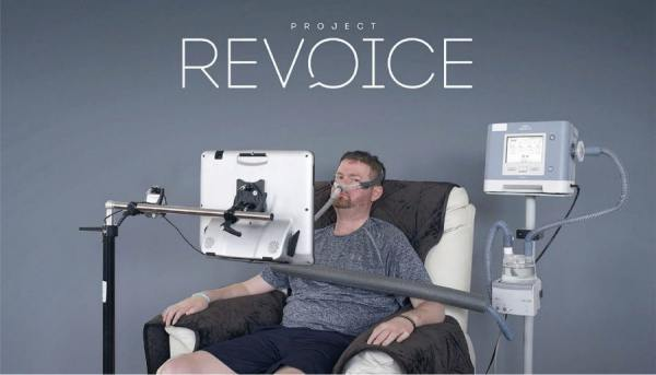 The ALS Association: Project Revoice