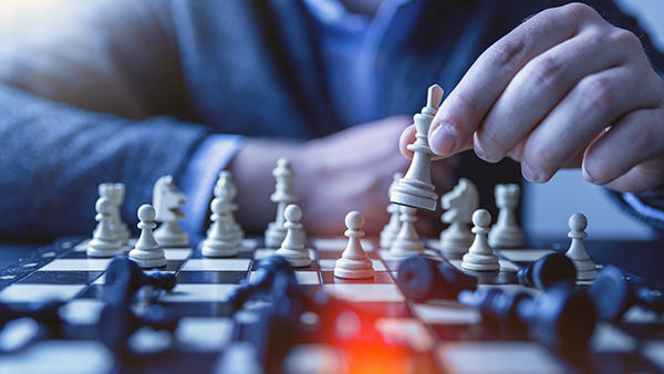 The search for strategy's rightful place