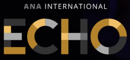 ANA International Echoes logo