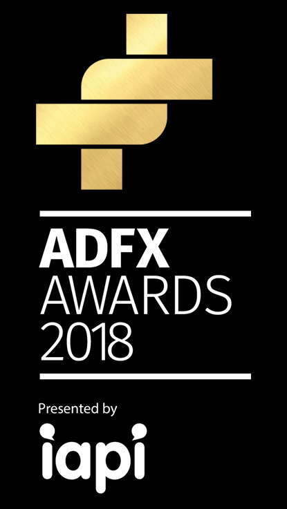 IAPI ADFX Awards logo
