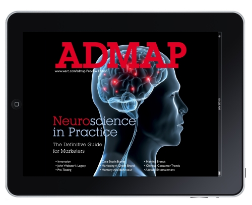 Admap iPad Edition